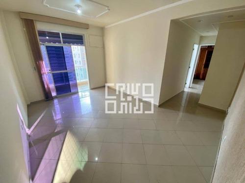Apartamento Com 2 Dormitórios, 90 M² - Venda Por R$ 550.000,00 Ou Aluguel Por R$ 1.500,00/mês - Icaraí - Niterói/rj - Ap0707