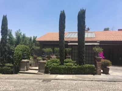 Casa Sola En Venta Bosques De Las Lomas