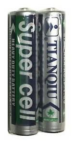 Pila Bateria Alcalina Aaa Paquete De 2 Triple A