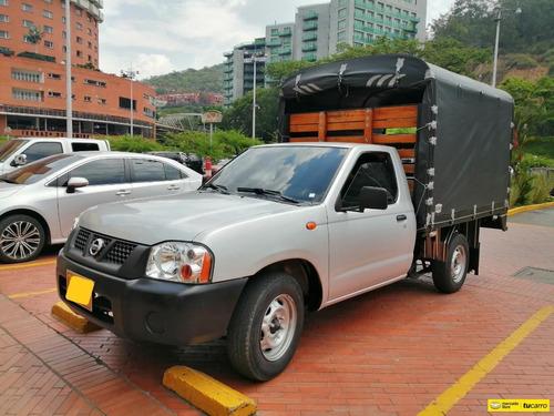Nissan Frontier 24l Mt 2400 Cc 4x2 Estacas