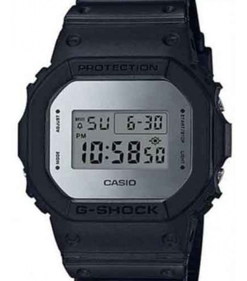 Relógio Casio Masculino G-shock Dw-5600bbma-1dr
