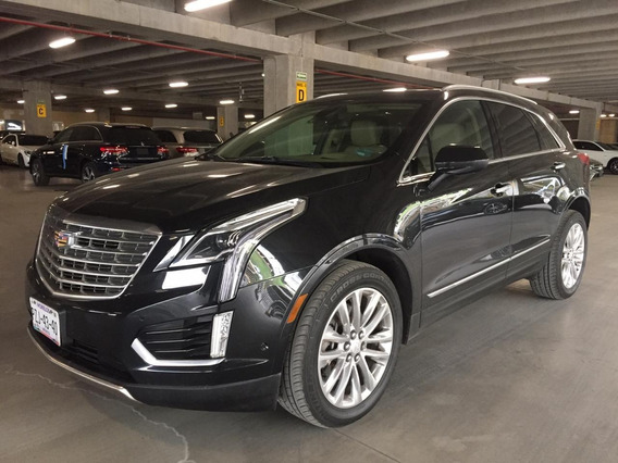 Cadillac Xt5 Platinum 4x4 2017