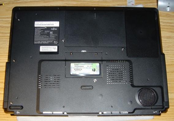 Laptop Fujitsu N6410 Dañada
