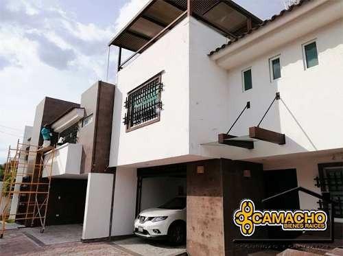 Casa En Venta En Zerezotla Opc-0114