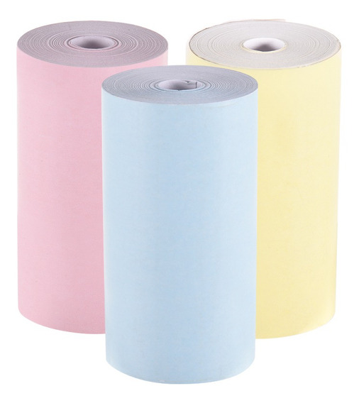 Rollo De Papel Térmico Color 57x30 Mm Para Recibos