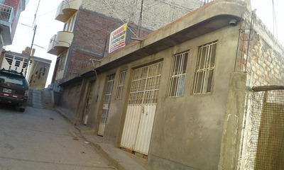 Se Vende Casa De 2 Pisos (con Sótano).