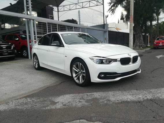 Bmw Serie 3 2.0 320ia S Port Line At 2017 Blanco
