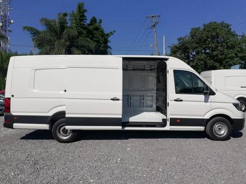 Imagen 1 de 11 de Crafter Cargo Van 2021 Lwb Mt 4.9 Ton Euro Vi Caja Ex.larga