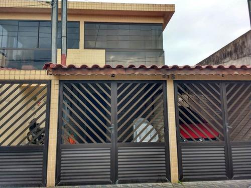 Casa Em Praia Grande Com 2 Dormitórios Em São Vicente - Nli7052