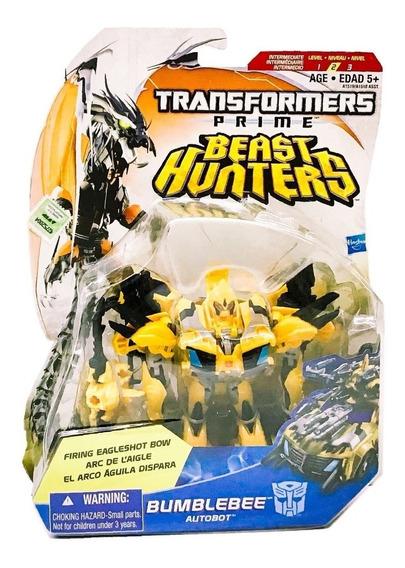 Transformers Figura Beast Hunters Prime Original Hasbro