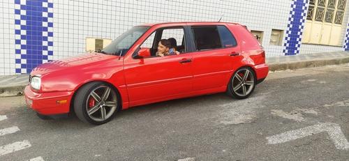 Volkswagen Golf Glx 2.0 Fluxo Cruzad