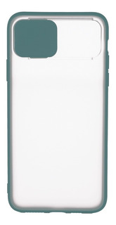 Funda Protector Lente De Camara Apple iPhone Uso Rudo