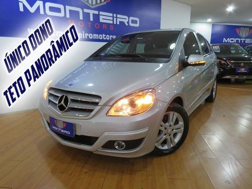 Imagem 1 de 15 de Mercedes-benz B200 2.0 Turbo Aut Top C/ Teto Único Dono
