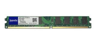 Memoria Ram 2gb Ddr2 800 Mhz Nuevas Pc Desktop Intel Amd