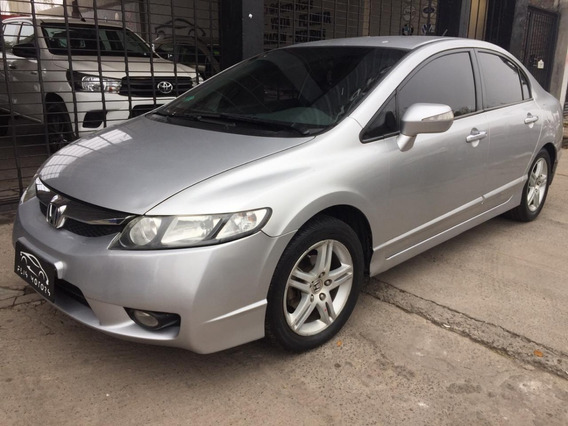 Honda Civic 1.8 Exs Mt Mod09 Anticipo$375.000 + Cuotas Fijas