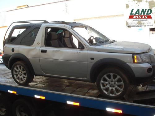Land Rover Freelander 1 2 Portas Retirada De Peças