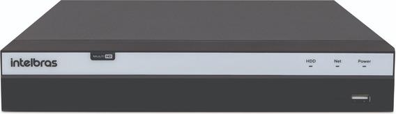Nvr Gravador Intelbras Nvd 3208p Ip 1080p 8 Portas Poe