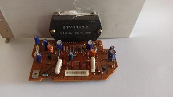 Placa Original Amplificador Sony Lbt N355av ( Stk 4182 Ii )