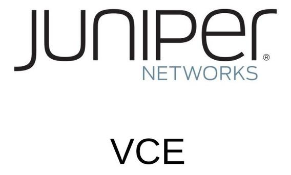 Prova De Certificação Juniper Dump Vce