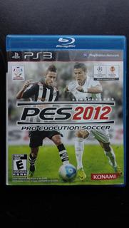 Pes 2012 Ps3 Playstation 3 Juego Usado En Excelente Estado
