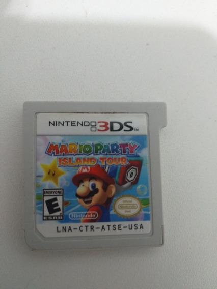 Mario Party Island Tour, Nintendo 3ds