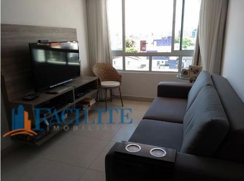 2284 - Apartamento Para Vender, Bessa, João Pessoa, Pb - 22063