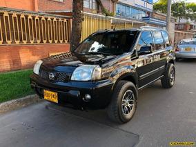 Nissan X-trail Classic 4x4 Mt Tdi 2500cc Aa Ab Abs Dh Fe