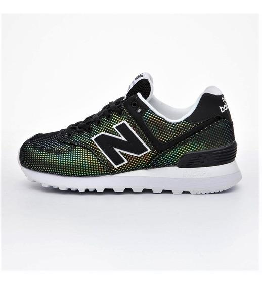 Zapatillas New Balance Wl574uba Urbanas Mujer