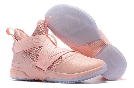 Nike Lebron Soldier 12 Basketball