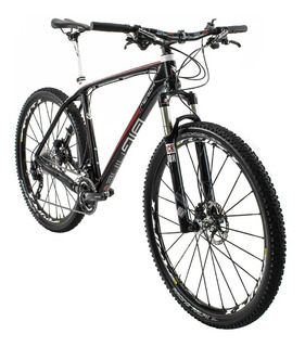 Mtb Merida Big 9 Carbon 21 Xt -rodas Mavic Xl 29 (12.800 Av)