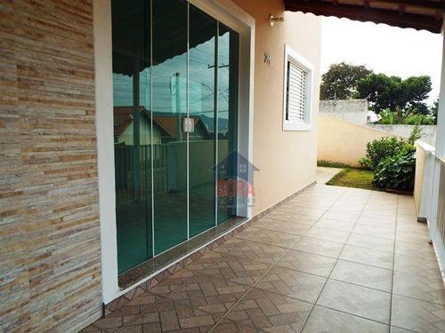 Imagem 1 de 30 de Casa Com 5 Dormitórios À Venda, 203 M² Por R$ 485.000,00 - Campos De Atibaia - Atibaia/sp - Ca0192