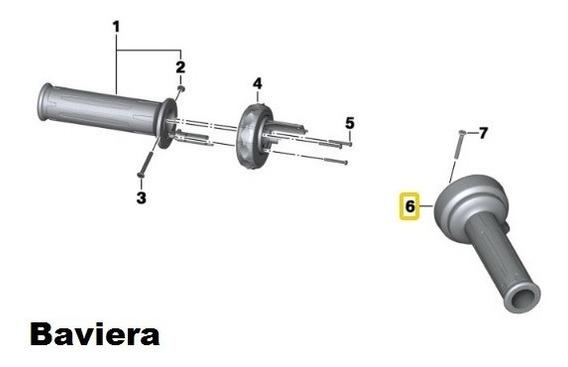 Manopla Direita Do Acelerador Moto Bmw R1200 Gs / K1600 Gt