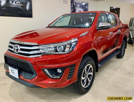 Toyota Hilux Trd Dubai