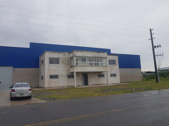 Nave Industrial - La Plata