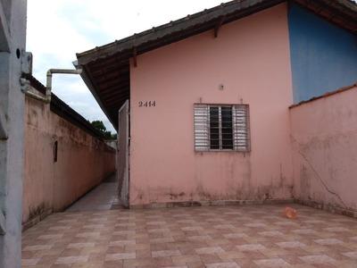 Casa Barata À Venda Na Praia Em Mongaguá!!ref. 5835