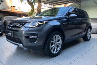 Land Rover Discovery Sport 2.2 16v Sd4 Turbo Diesel Hse 2016