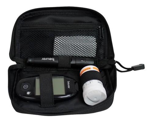 Imagen 1 de 4 de Glucómetro Medidor De Glucemía Diabetes Gl44 Beurer
