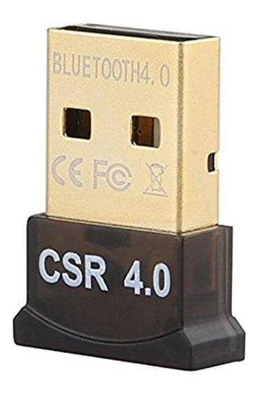 Adaptador Emisor Bluetooth V 4.0 Usb Modelo 2019