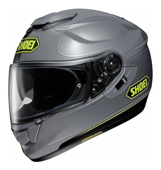 Capacete para moto escamoteável Shoei GT-Air wanderer 2 tc-10 tamanho S