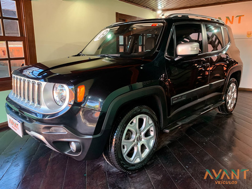 Jeep Renegade Limited 2.0 Tdi 4x4 (aut)