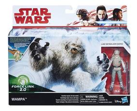 Vehicle Class Hoth Wampa & Luke Hoth Star Wars