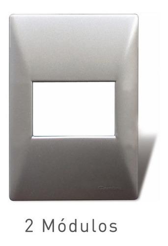 Cambre Tapa 2 Módulo Aluminio Siglo Xxii 4102