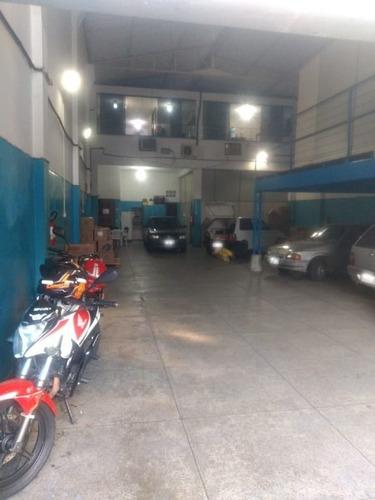 Imagem 1 de 2 de Galpão Para Alugar, 500 M² Por R$ 12.000,00/mês - Jardim - Santo André/sp - Ga0491