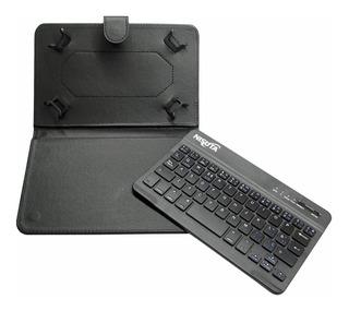 Funda Teclado Bluetooth Nisuta Para Tablet 10 Para Samsung