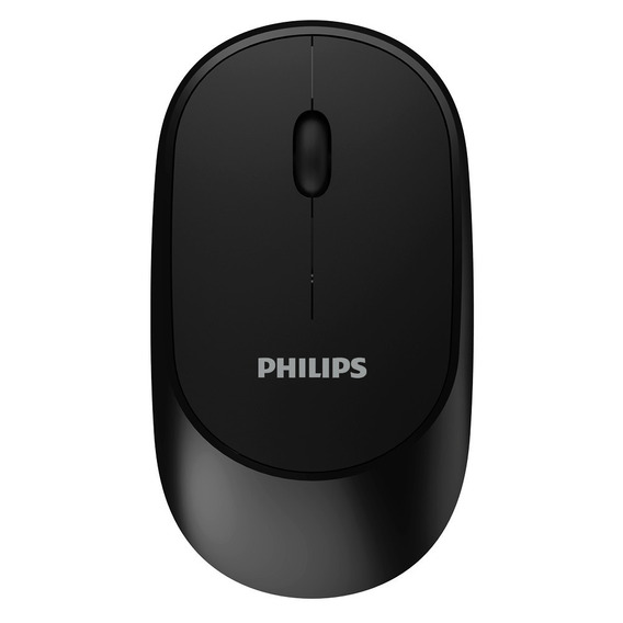Mouse Sem Fio Original Philips M314 1600dpi 2.4g Exclusivo