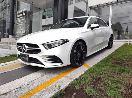 Imagen 1 de 15 de Mercedes-benz Clase A 35 Amg Sedan 2020