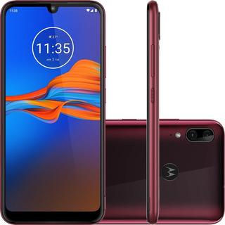 Smartphone Moto E6 Plus 64gb 6.1 Rubi