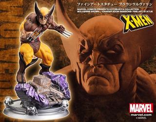 Kotobukiya Fine Art Wolverine 1/6