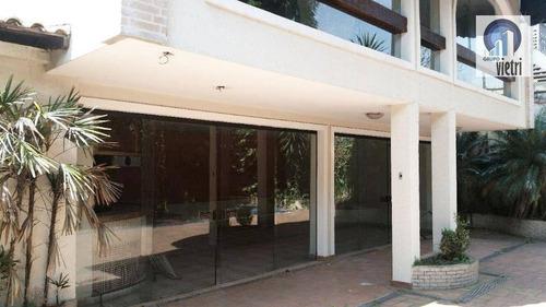 Imagem 1 de 21 de Casa Clássica No Alto De Pinheiros, Em Localização Privilegiada, Região Arborizada, Próximo A Praça Província De Saitama , Restaurantes Estrelados Na - So2228