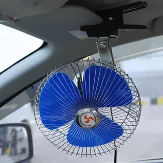 Ventilador De Auto 12 V
